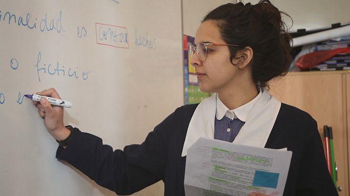 Qualifizierte Lehrer gesucht