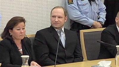 Mass killer Anders Breivik threatens hunger strike over video games and jail 'torture'