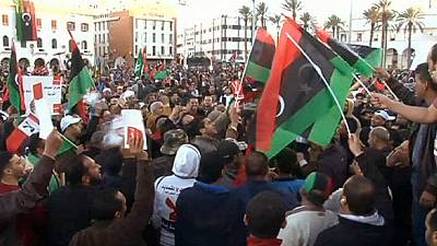 Libyan former military chief arrested after 'calling for coup'
