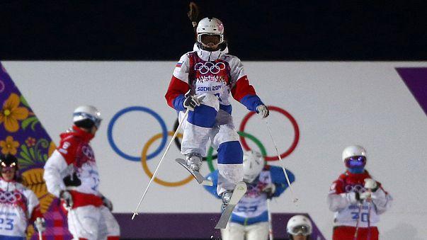 Российская спортсменка сломала позвоночник в Сочи