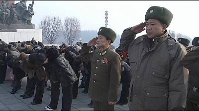 North Korea celebrates birthday of late leader Kim Jong II