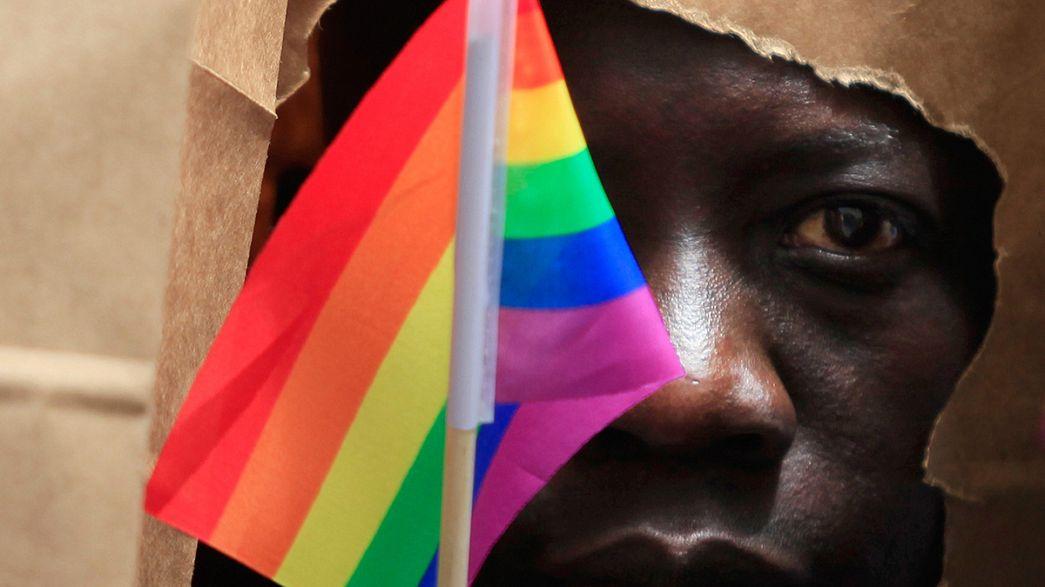 Геям в Уганде грозит пожизненное
