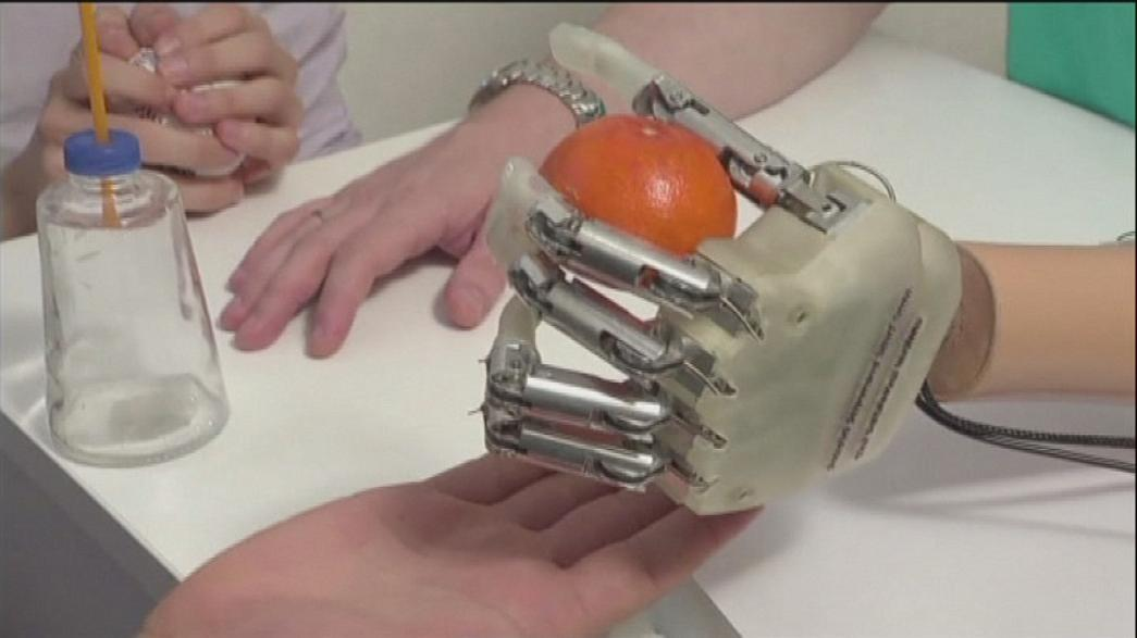 Prótesis que permiten tener sensaciones
