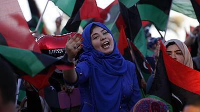 Libyan parliament agrees to 'early' election in divided country