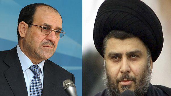 مقتدى الصدر يهاجم حكومة المالكي ويدعو لمشاركة كبيرة في الانتخابات