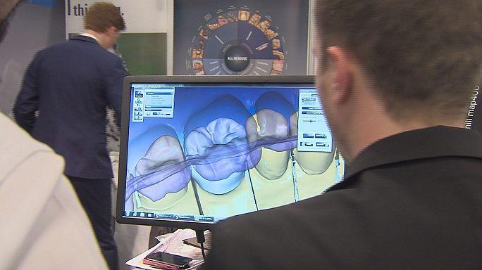 Imagina'da diş teknolojileri tanıtıldı