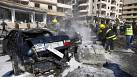 Lebanon: Four die in double bomb blast in Beirut