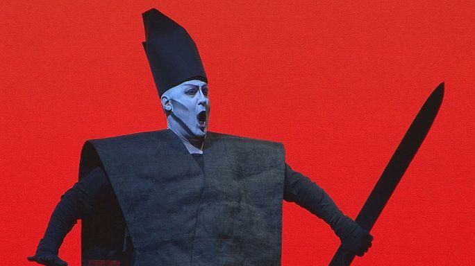 """Боб Уилсон ставит """"Мадам Баттерфляй"""" в Opéra Bastille"""