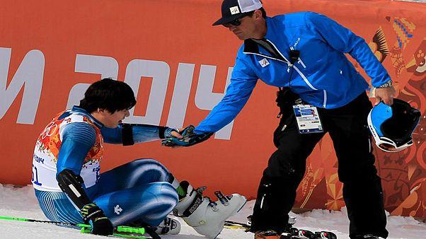 Fair play в Сочи: протяни лыжу помощи