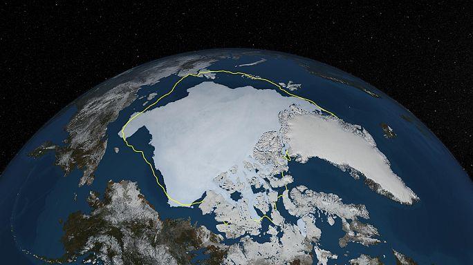 See Arctic surface darkening faster