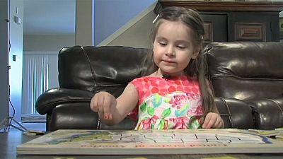 Une Américaine de trois ans devient membre du Mensa