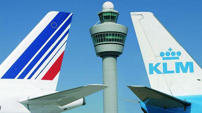 Air France-KLM renoue avec un bénéfice d'exploitation