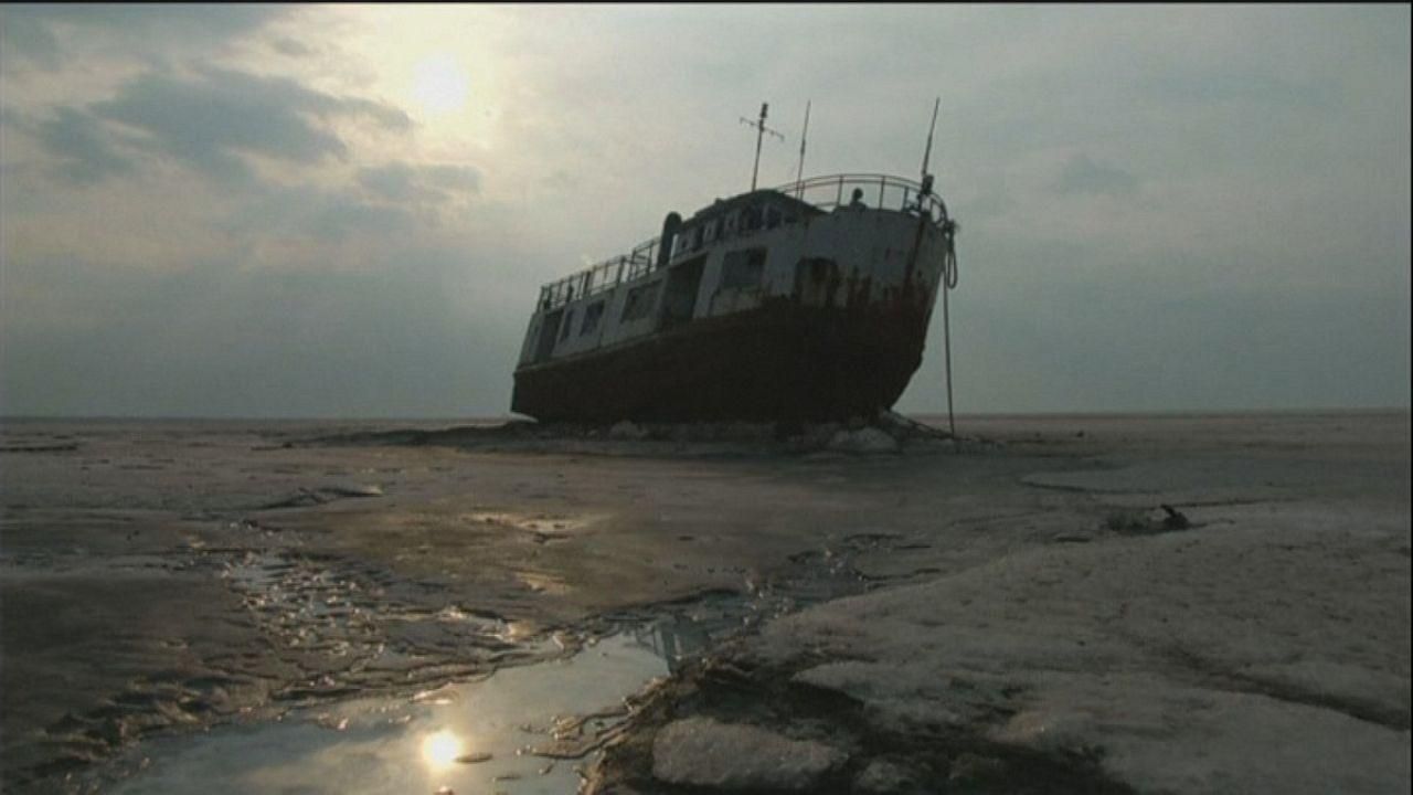 Urmiye Gölü çöl oldu