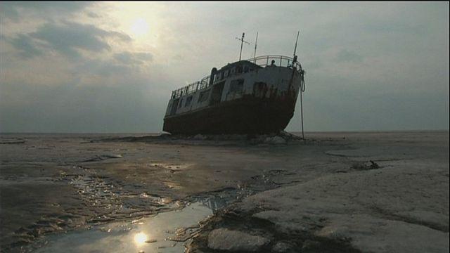 Iran's dying lake