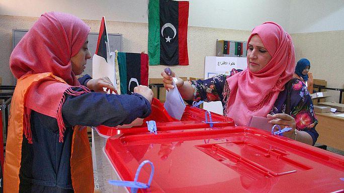 مشاركة متواضعة في انتخابات المجلس التأسيسي الليبي