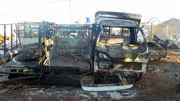 Es-Selame Sınır Kapısı'nda patlama