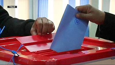 Libyans vote for constitution body in move towards democracy