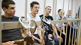 """""""Узникам Болотной"""" оглашают приговор"""