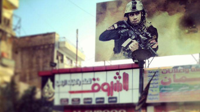 Şiddetin başkenti Bağdat