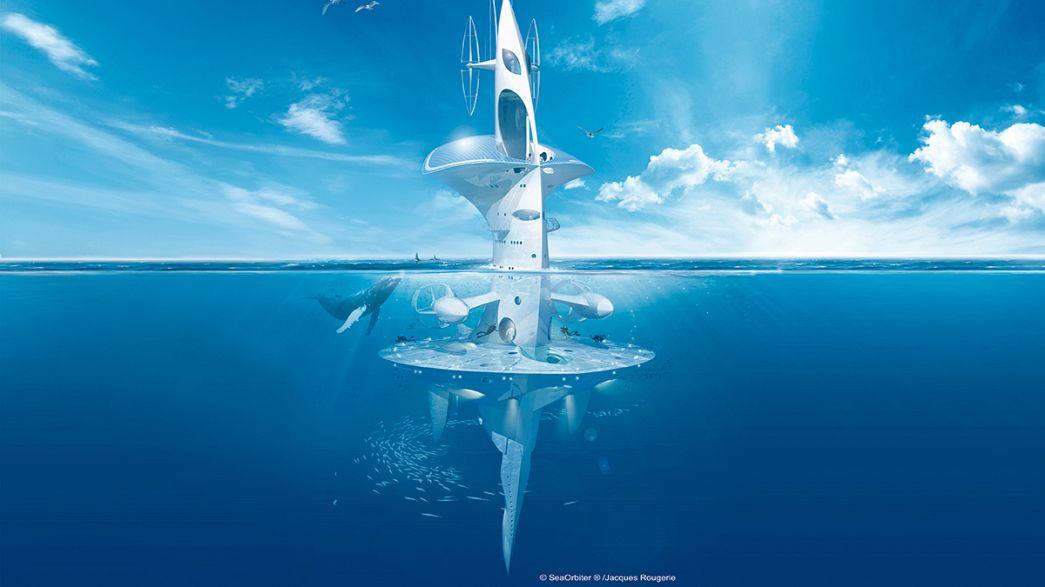 SeaOrbiter set for construction