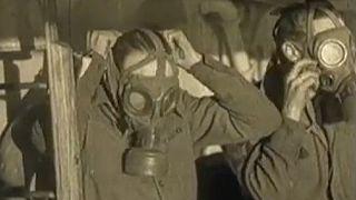 Armas químicas não sabem nadar