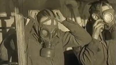 Troubled waters: the hidden legacy of chemical weapons dumping
