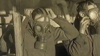 El armamento químico que duerme en los mares europeos