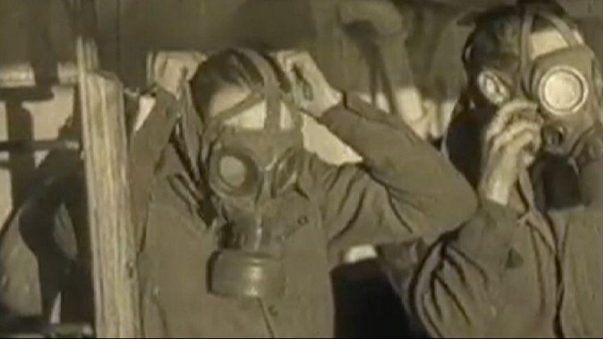 Allarme mari Europei:acque infestate da tonnellate di armi chimiche e residuati bellici