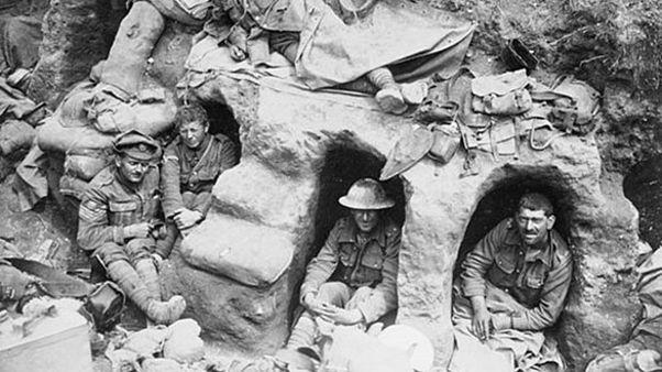 الحرب العالمية الاولى كارثة اعادت رسم خارطة العالم في القرن العشرين