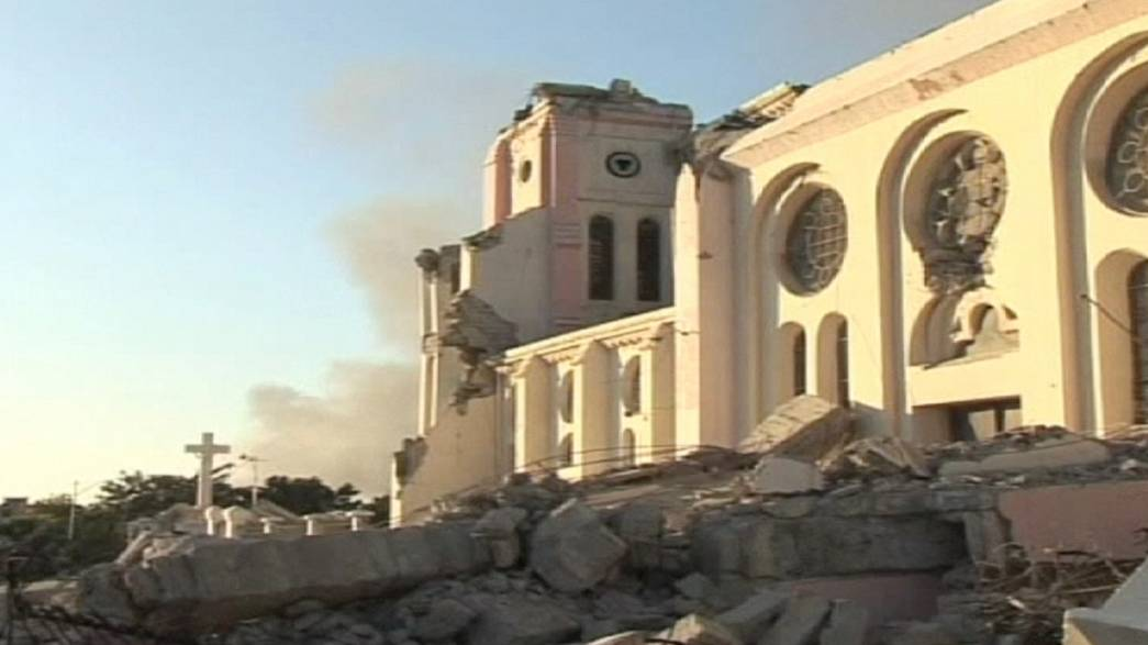 Do earthquakes also bring life?