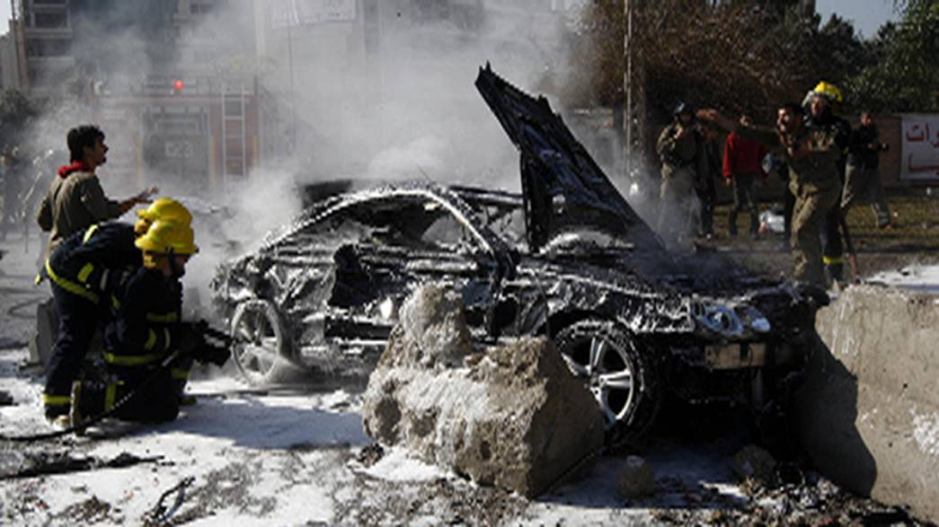Lebanon arrests suspect behind latest bombings