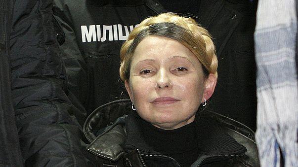 Ukraine as it happened: Yanukovych ousted, Tymoshenko freed