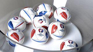 Η διαδικασία της κλήρωσης για το EURO 2016