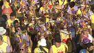 Rio'da karnaval öncesi geçit törenleri başladı