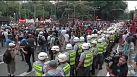 Coupe du monde de foot: une manifestation dégénère à Sao Paulo