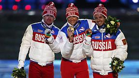 sport: Sochi: Golden glow for Russia – host country tops medals table