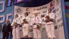 Judo Grand Prix: host country Germany wins a gold