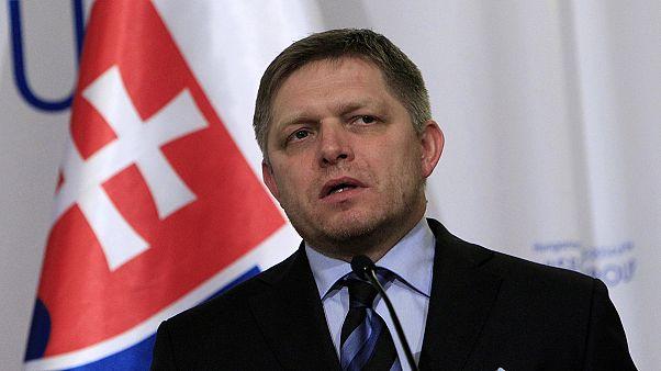 Τραυματίστηκε στη μπάλα ο Σλοβάκος πρωθυπουργός
