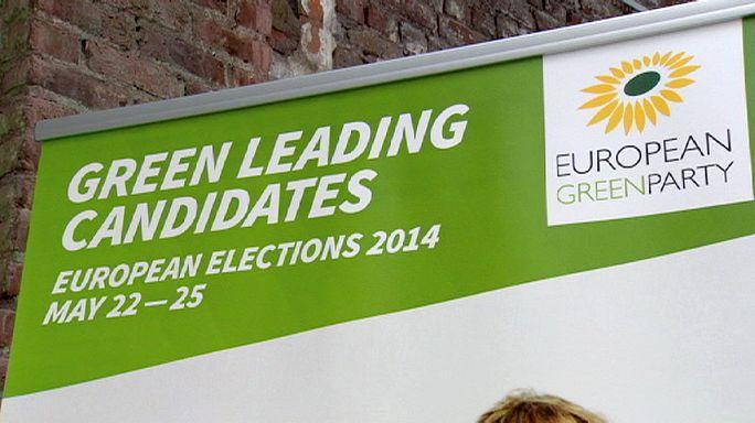 """""""تجديد في الاتحاد الاوروبي"""" شعار و وعد يدخل ضمن البرنامج الانتخابي لاحزاب الخضر في اوروبا"""