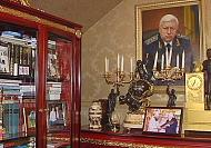The opulence of Ukraine's former General Prosecutor Viktor Pshonka on show
