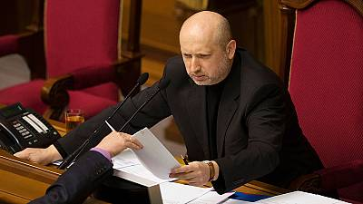 Ukraine parliament delays formation of government until Thursday