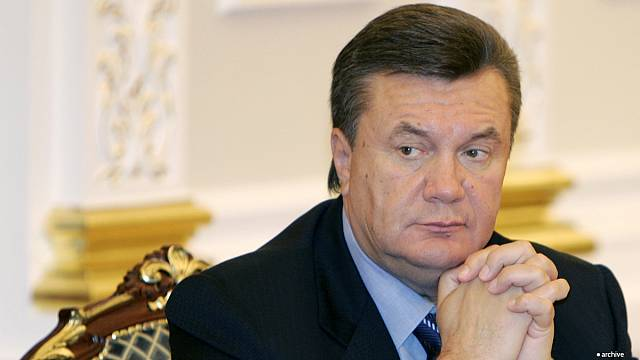 Ukraine assembly wants Yanukovich tried in international criminal court