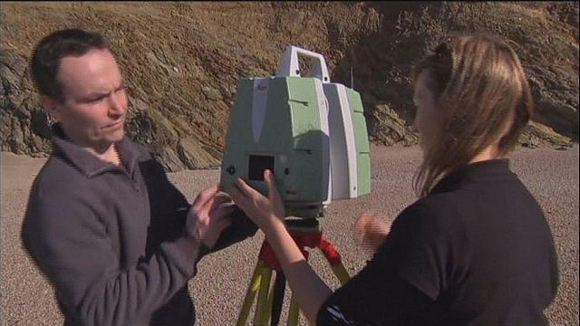 Investigadores da Universidade de Plymouth tentam prever inundações costeiras