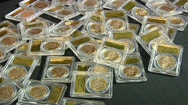 Una pareja californiana encuentra un tesoro valorado en 10 millones de dólares
