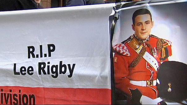 British soldier Lee Rigby's murderers sentenced to decades in prison