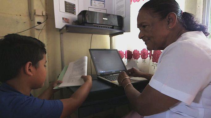 Образование и технологии в развивающихся странах