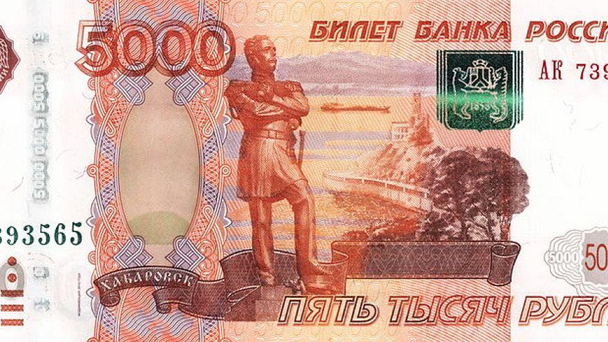 Доллар - по 36 рублей, евро летит к 50 рублям