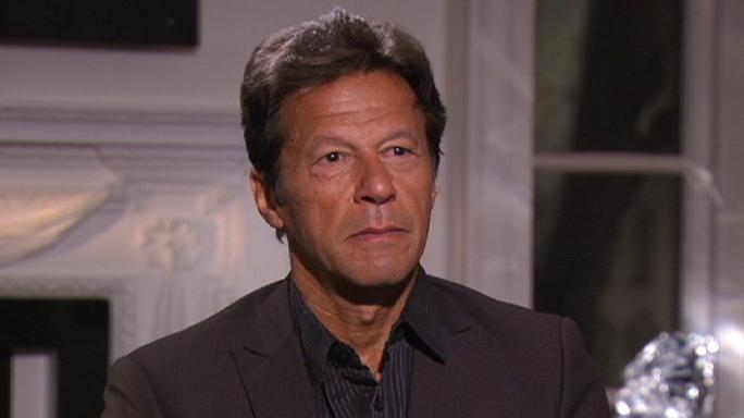 Imran Khan: talks with Taliban are the only solution to insurgency