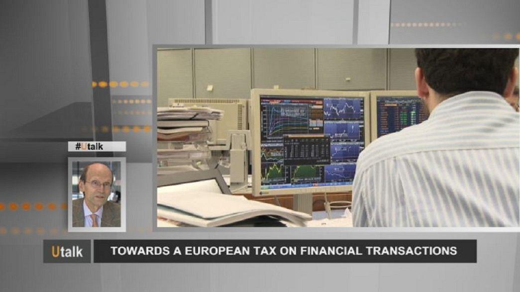 Avrupa'da tartışılan mali işlemler vergisinin içeriği