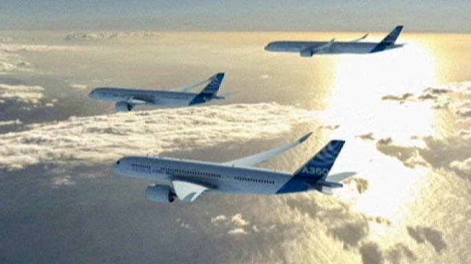 Airbus: Lucros aumentam 22% e produção vai acelerar